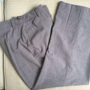 Classy Eddie Bauer Slacks - Comfort Waist - Tweed